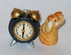 "vintage peter fagan cat "" wakie wakie "" by Catloversdream on Etsy"