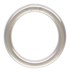 Sterling Silver .925 8mm CLOSED Jump Rings. 19.5 Gauge. Approx. 25 Pieces #Unbranded  www.arizonagemsandminerals.com