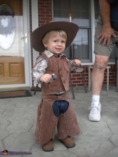 Cowboy Costume - 2013 Halloween Costume Contest