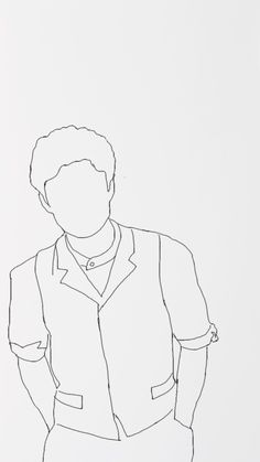 anne with an e wallpaper Outline Art, Outline Drawings, Art Drawings Sketches Simple, Pencil Art Drawings, Easy Drawings, Gilbert And Anne, Anne White, Gilbert Blythe, Japon Illustration