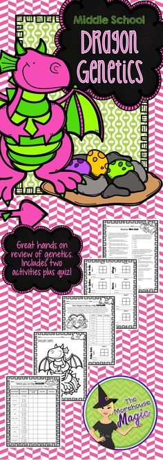 Great review activity for genetics!