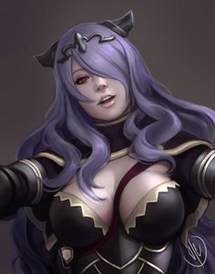 Camilla - Fire emblem Fates