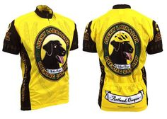 288a239da Lucky Labrador Mens Bicycle Jersey Xxlarge -- For more information
