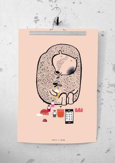 Karin Lubenau, Illustration | Startseite