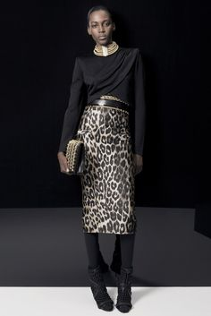 BALMAIN 2014 PRE FALL | Collection | WWD JAPAN.COM