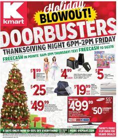 Kmart Black Friday Deals 2107 - http://extremecouponprofessors.net/2017/11/kmart-black-friday-deals-2107/