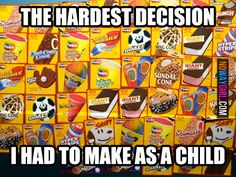 The Hardest Decision I Had To Make As A Child