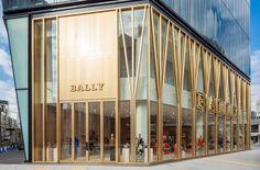 David Chipperfield . Bally flagship . Tokyo