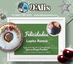 Muchas Felicidades a: Lupita Ramos