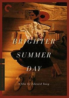 Chang Chen & Lisa Yang & Edward Yang-A Brighter Summer Day The Criterion Collection