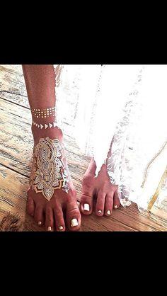 Flash tattoos for Bohemian Brides at White Bohemian www.whitebohemian.com.au