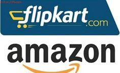 Amazon, Flipkart Battle in India for E-commerce's 'Last Frontier'