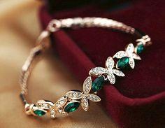 Joyas de esmeraldas