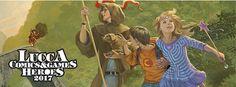 Lucca Comics e Games 2017 - Domenico vescio