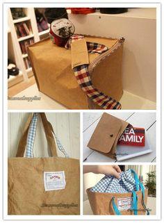 Mezzo dell'iarda Kraft Paper FabricWashable di seasonalsupplies