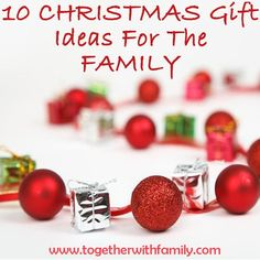 Many times family members or friends want to buy a gift for the whole family!  This can be easier for so many reasons, including saving money (especially when buying for a larger family), maybe they want the family to get something educational or they just want to buy a gift to bless the family
