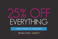 SHARE with your family and friends! Today ONLY get 25% off your entire purchase at Ministry Ideaz with promo code FAMILY17 Shop now! http://MinistryIdeaz.com/