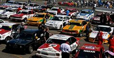 Muscle Car Masters 2009 #touringcars #motorsport #sierra #ford #bmw #holden