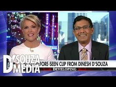 """The Kelly File: D'Souza Releases Deleted Scene from """"Hillary's America"""""""