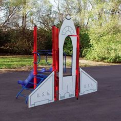 Sportsplay Blast Off Play Set