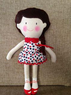 AngelArt™ Annie Doll by angelartbyozlem on Etsy