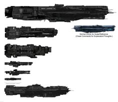 Spaceship Art, Spaceship Design, Robot Concept Art, Weapon Concept Art, Unsc Halo, Halo Ships, Halo Armor, Starship Concept, Sci Fi Spaceships