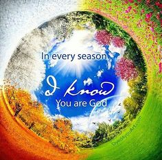 The system of the seasons is a constant reminder of God's presence, and God's beauty. 🌞🌸⛄🍁 #Bible #yeshuahamasiach #Christian #yeshua #Jesus #God #Yahweh #JesusLovesYou #JesusSaves #messiah #messianic #VerseOfTheDay #BibleVerseOfTheDay #YHWH #blogger #hebrewroots #christianblogger #feminism #blessed #YHVH #feminist #jesusfeminist #lgbt #gay #saviour #womanist #womanism #vegan #scripture
