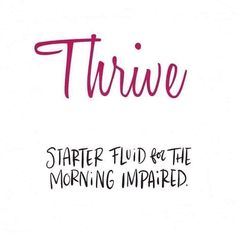 Is This You??  This Was Me Before Thrive...Start Your Morning Right. 1-2-3 That's It All Done In 40 Minutes Or Less!  Start Living That Life.....