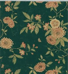 Floral Wallpaper - 17458812 from Via Allure book