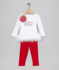 Marvelous marabou feathers raise this party-worthy set to a whole new level of cuddly charm. A sparkling rhinestone design, handy lap neck and comfy elastic-waistband pants are added treats.