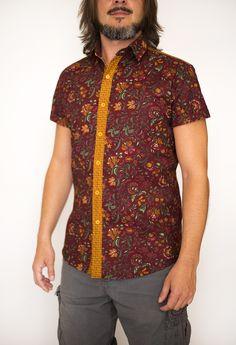 Camisa folk