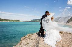 Romantic Purple and Black Wedding | Calgary Real Calgary Wedding