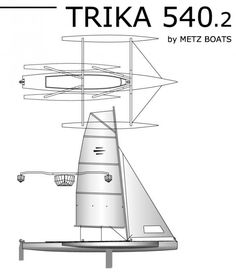 Trika 540 by Klaus Metz