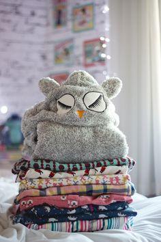 Oi, inverno! Pijamas novos! | Serendipity