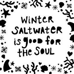 Winter Saltwater