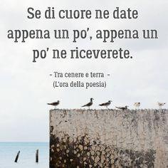 Tra cenere e terra - L'ora della Poesia | Semplicemente Donna by Ritina80 Terra, Movie Posters, Bowties, Quotes, Film Poster, Billboard, Film Posters