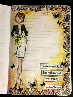 Journal page by Gloribell Melendez.