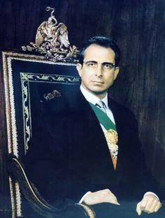 Ernesto Zedillo Ponce de León, Presidente de México, de 1994 al 2000