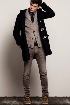 The shawl collar cardigan is a versatile item that can dress up a casual outfit. Enjoy our collection of shawl collar cardigan inspiration.