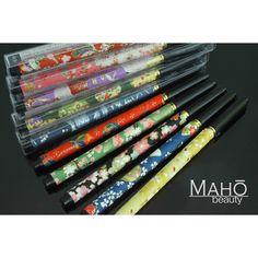 Akashiya Koto-Japanese Brush Pen With Beautiful Patterns