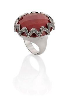 Céus! Olha só a nova coleção de joias da Carla Amorim!