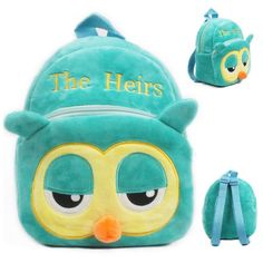 Just 9.95$ - great gift for your toddler - cartoon backpacks collection - the heirs
