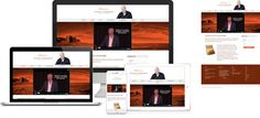 Michael Henderson - website design by Forge Online
