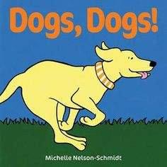 Kirkus Review of Dogs, Dogs as seen here https://n2252.myubam.com/c/103/first-picture-books?pagesize=60