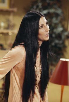 Cher in 1971.