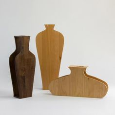 Shine Labs - Silhouette Vases