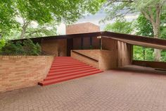 Frank Lloyd Wright house in St. Louis Park on the market for first time ever
