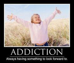 Motivational Poster - Addiction