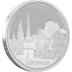 The Copenhagen Silver Coin is the fourth release in our Great Cities collection. The proof quality fine silver coin is encased in an elegant themed box. 12 Days Of Christmas, Christmas Shopping, Christmas Sale, Little Mermaid Statue, The Little Mermaid, Capital Of Denmark, Proof Coins, Coin Collecting, Best Cities