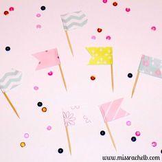Paper flags #diyembellishments #diys #scrapbooking #scrapper #craftygirl #colourful #cocktailsticks #flags #artsandcrafts #flipbook #pocketletters #craft #papercrafts